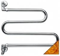 Полотенцесушитель водяной Margaroli Vento 406GO золото