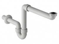 Сифон для раковины Geberit 151.107.11.1 трубчатый