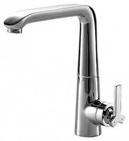 Смеситель Bravat Waterfall F773107C для кухонной мойки
