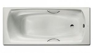 Стальная ванна Roca Swing 180 см