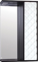 Зеркальный шкаф Style Line Агат 50/С