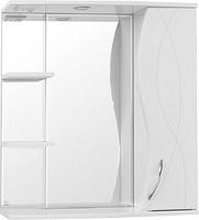 Зеркальный шкаф Style Line Амелия 75 со светом