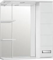 Зеркальный шкаф Style Line Ирис 75/С