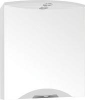 Зеркальный шкаф Style Line Жасмин-2 60/С, Люкс белый