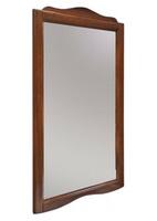 Зеркало Kerasan Retro 731340 (63 см) орех