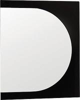 Зеркало Style Line Адонис 60, черное