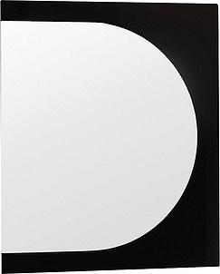 Зеркало Style Line Адонис 65, черное