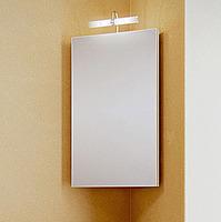 Зеркало-шкаф Aqwella Дельта угловой с подсветкой