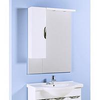 Зеркало-шкаф Aqwella Эколайн 85 универсальный