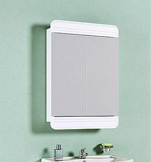 Зеркало-шкаф Aqwella Корсика 60