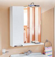 Зеркало-шкаф Aqwella Лайн 75 L