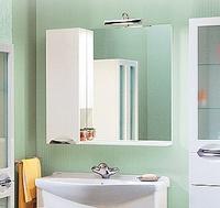 Зеркало-шкаф Aqwella Лайн 85 L