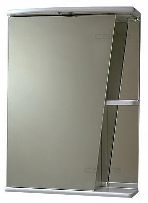 Зеркало-шкаф СанТа Акцент 50 свет L