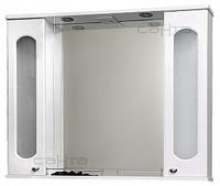 Зеркало-шкаф СанТа Альтаир 100 свет