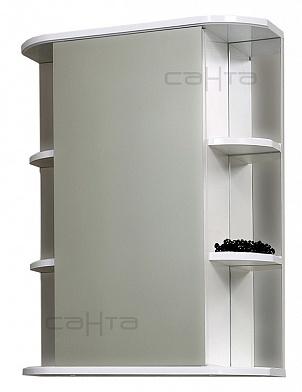 Зеркало-шкаф СанТа Герда 50 фацет