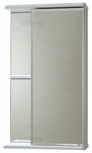 Зеркало-шкаф СанТа Ника 50 фацет R