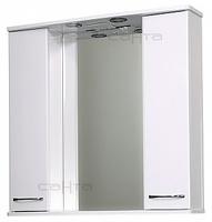 Зеркало-шкаф СанТа Прима 85 свет