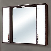 Зеркало-шкаф СанТа Турин 100