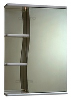 Зеркало-шкаф СанТа Волна 50 R