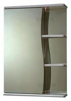 Зеркало-шкаф СанТа Волна 55 L