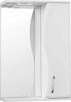 Зеркало-шкаф Style Line Панда 55/С, Волна